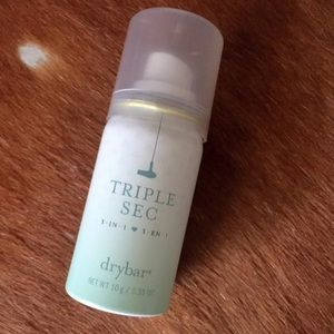 Other - DRYBAR TRIPLE SEC 10g 12ml TRAVEL SIZE